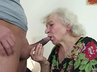 GERMAN ORDERLY CAUGHT GRANNIE Fuck up a fool about Added to HELP WITH POKE