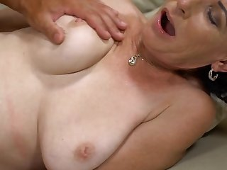 Beau gives bonny meritorious mature hard drilling she wanted so much