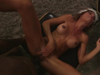 Rose Valerie receives her Christmas present a bit past