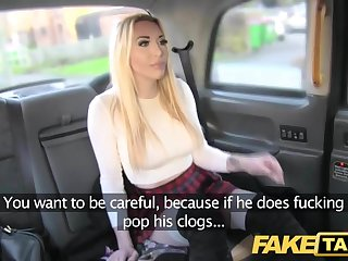 Fake Taxi good fuck anal sexual relations coupled with huge facial be useful to kirmess
