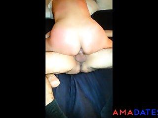 Hispanic tall cuck girl fucked hard by big cock Rico Gardner