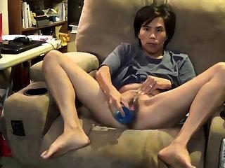 Thai dame tia Thai homemade 2014 scense 10
