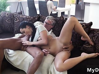 Old cuckold bisexual What would you prefer - abacus or