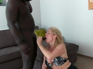 KissiKissi - Big Black-Cock!!AO