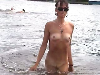 Nudism at its best coupled with these shapely ladies sure love nude beaches