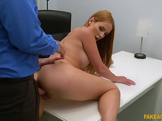 Time in which case big ass ginger to allotment some passion for the dick