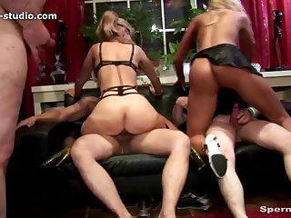 Cum With respect to Mouth & Cum, Cum, Cum - Natascha & Luna - P2