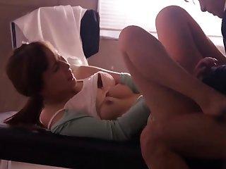 Ryouka Yuzuki naughty Asian milf enjoys a hardcore fucking
