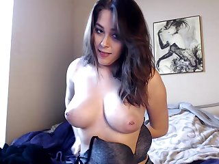 21 year old busty babe hot webcam video