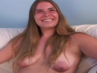 Krista is a girl next door type that gets off with reference to her only video ever!
